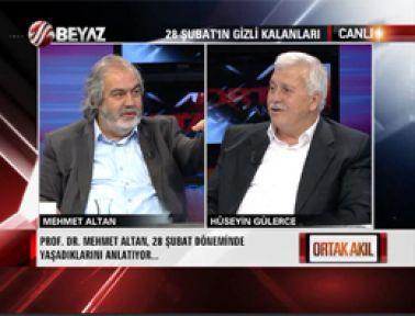 Mehmet Altan: 28 Şubat iyi ama bugün de işsizim!