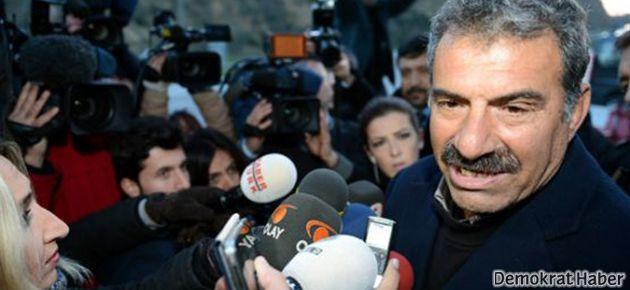 Mehmet Öcalan: Görüşmede Gezi'yi de konuştuk