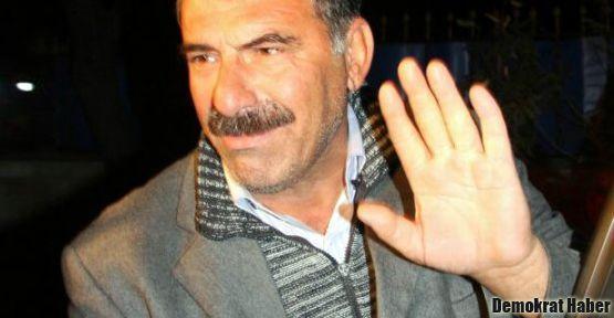 Mehmet Öcalan'dan Zana'ya destek