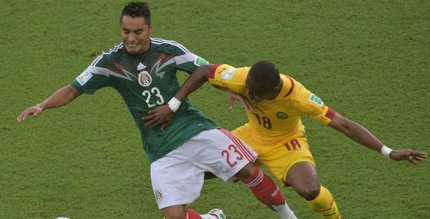 Meksika 3 puanın sahibi oldu