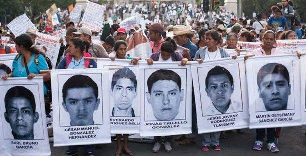 Meksika'da 31 öğrenci daha kaçırılmış