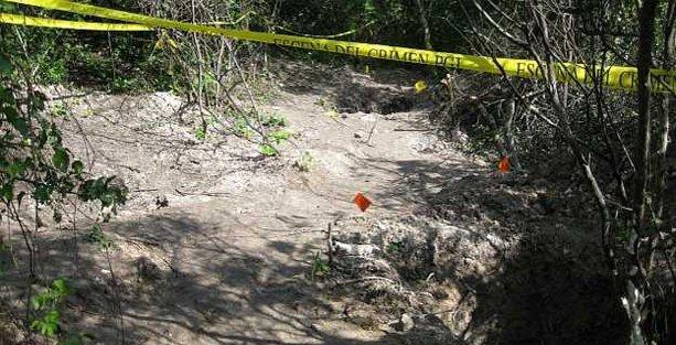 Meksika'da yeni toplu mezarlar bulundu