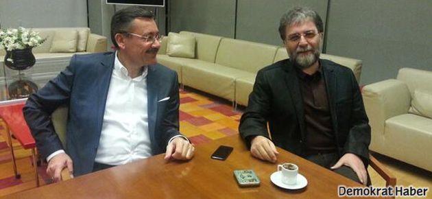 Gökçek: Fışkiye'yi Ahmet Hakan'a benzeyen biri kırdı
