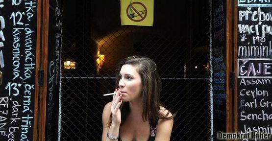 Mentollü sigaraya yasak