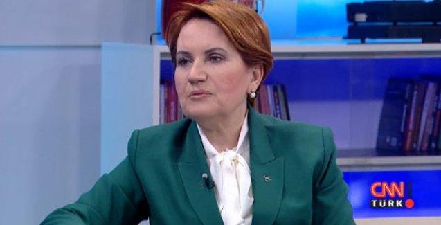 Meral Akşener: AK Parti'den gelecek oylarla HDP barajı aşabilir