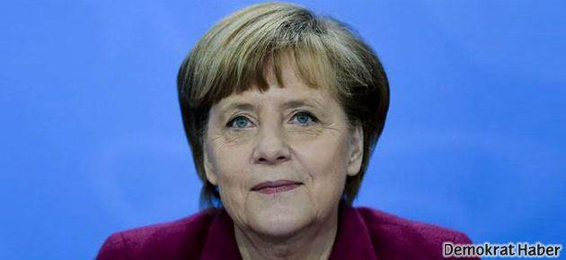 Merkel'e cemaat sorgusu