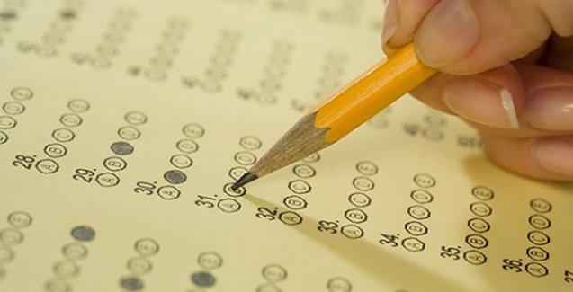 Merkezi sınavda yazılı devri