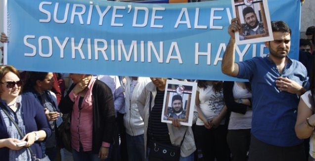 Mersin'de İştebrak katliamı protesto edildi