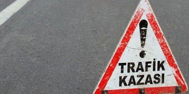 Mersinde trafik kazası: 5 ölü