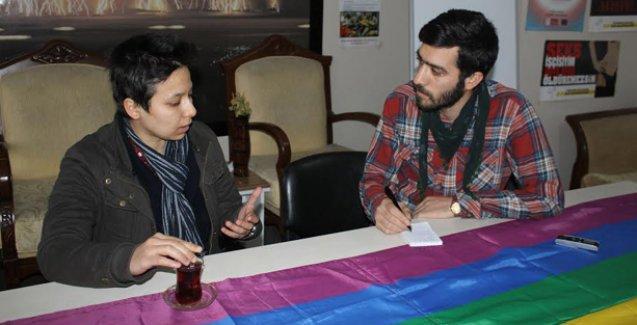 Mersin LGBT7 Renk: ''LGBT'ler HDP'ye oy verdi'' diyen zihniyet HDP'yi yüceltmiştir