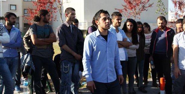 Mersin Üniversitesi'nde ülkücüler 2 öğrenciyi bıçakladı