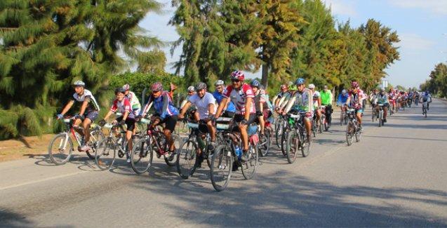 Mersin'de bisikletli olmak