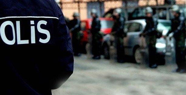Mersin'de polise operasyon