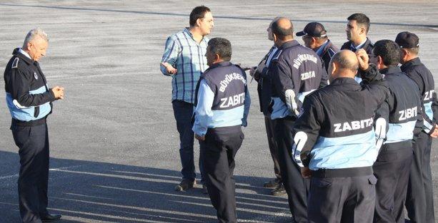 Mersin'de mezbaha inşaatında çalışan işçiler 6 aydır paralarını alamıyor