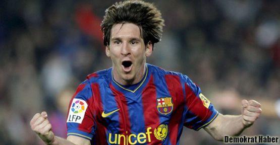 Messi'nin rekorluk 86 golünü izleyin