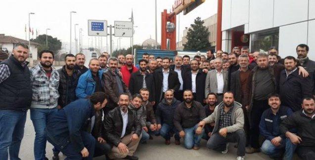 Metal grevinde 4 fabrika daha 'grev' dedi