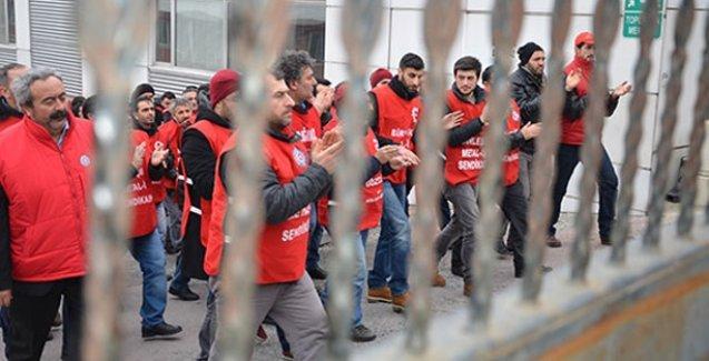 Metal işçilerinin grevinin ertelenmesi yargıya taşındı