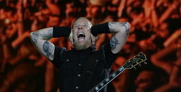 Metallica dördüncü kez İstanbul'da
