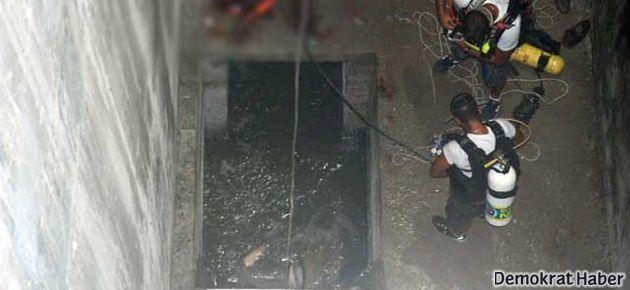 Metan gazı faciası: 3 işçi hayatını kaybetti