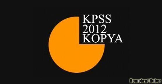Meteksan'a KPSS'de kopya baskını