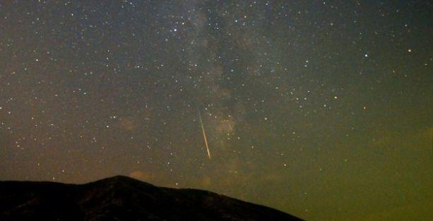 Meteor yağmurları bu gece