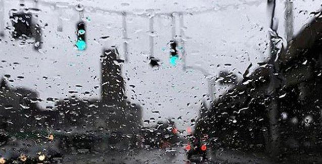 Meteoroloji uyardı: Yağmur geliyor