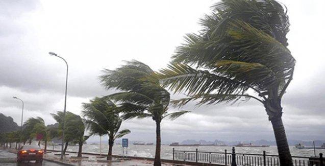 Meteoroloji'den Kuzey Ege için fırtına uyarısı