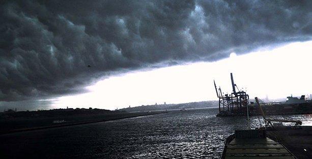 Meteoroloji'den 'tam fırtına' uyarısı
