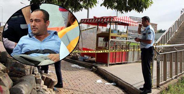Metrobüs durağında simitçiyi vuran zanlı: Canım sıkıldı vurdum