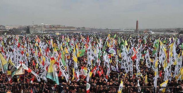 Meydan savaşında zafer kurayla HDP'nin