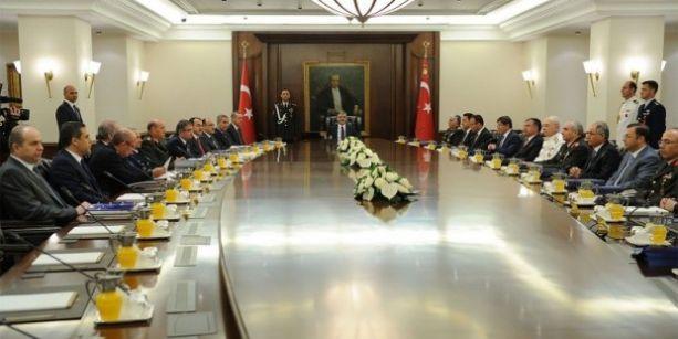 MGK: 'Paralel yapı' ulusal güvenliğe tehdit