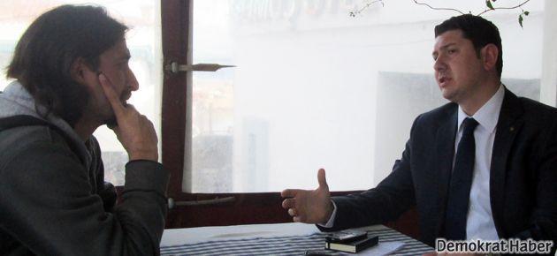 MHP Bozcaada adayı: Taşınan hizmetin sorumlusu AKP