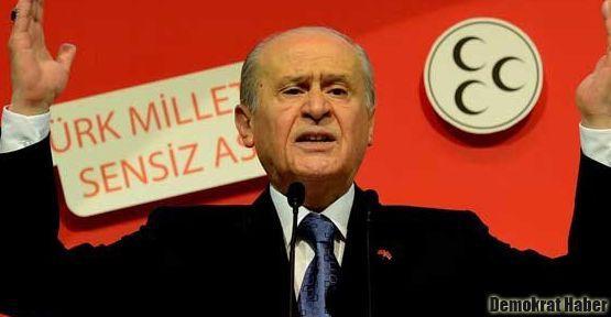 MHP genel başkanını seçti
