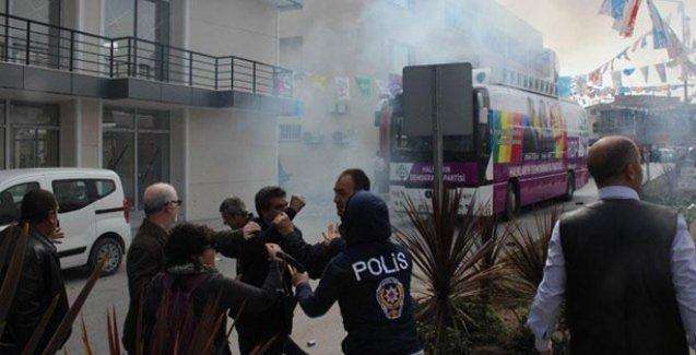 MHP: HDP'ye saldırıların hiçbirisinde yokuz