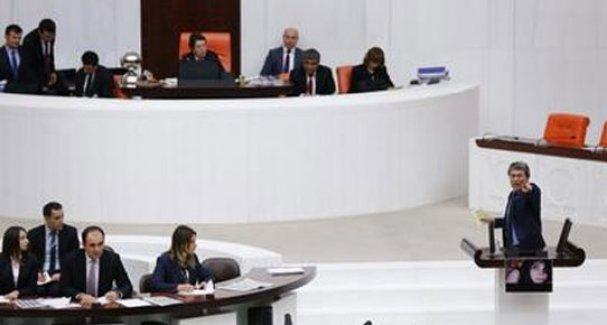 MHP'li vekiller iki cümle Kürtçe'ye tahammül edemediler