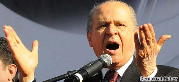 MHP'de 'Gezi Parkı' çatlağı