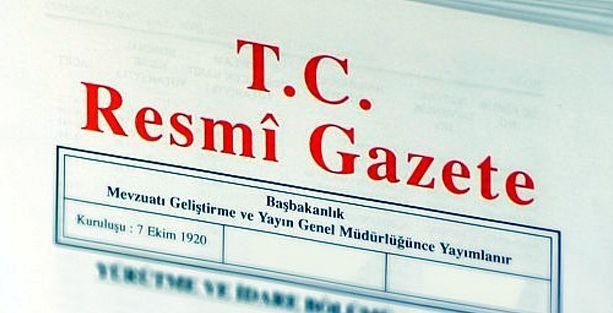 MHP'den Resmi Gazete hakkında suç duyurusu