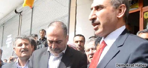 MHP'li adaydan BDP'ye ziyaret