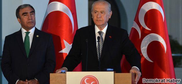 'MHP'nin seçim sonucu: Başarı gibi'