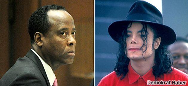 Michael Jackson'un doktorundan ilginç itiraf