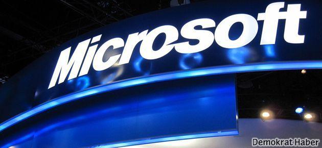 ' Microsoft bilgileri ABD istihbaratıyla paylaşıyor'