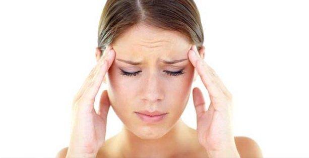 Baş ağrısından ilaçsız kurtulmanın yolu