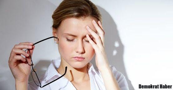Migren hastalarına şeker uyarısı