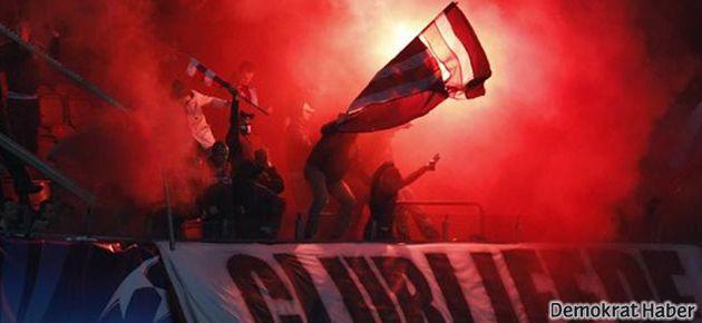 Milan-Ajax maçında taraftar kavgası: 6 yaralı