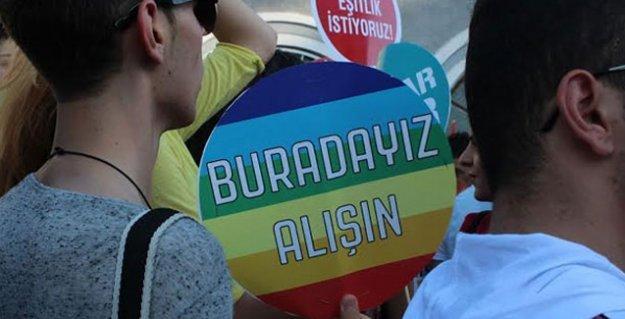 Milli Gazete, LGBTİ yürüyüşünü hedef gösterdi