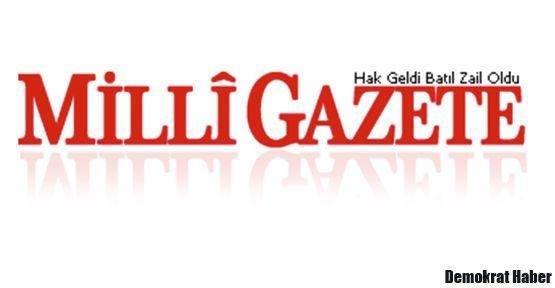 Milli Gazete, 'Nietzsche-Zerdüştlük- PKK-faşizm' dedi!