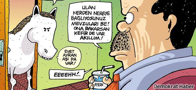 'Milli içecek' tartışmaları Leman'ın kapağında