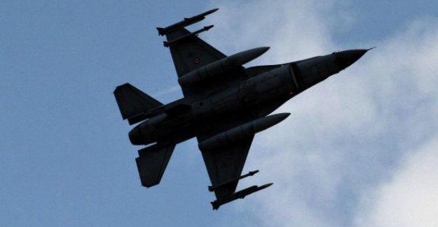 Milli Savunma Bakanı Yılmaz: Savaş uçaklarımız Suriye helikopterini düşürdü
