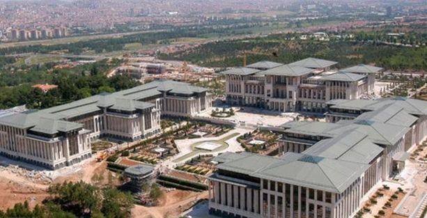 Mimarlar hesapladı: Ak Saray'ın maliyeti 1.3 değil, 5 milyar lira