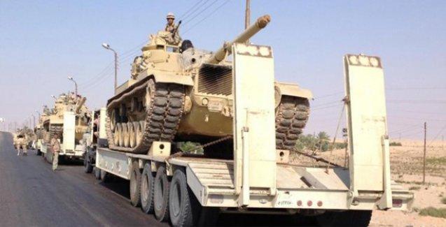 Mısır, 6 IŞİD militanını idam etti